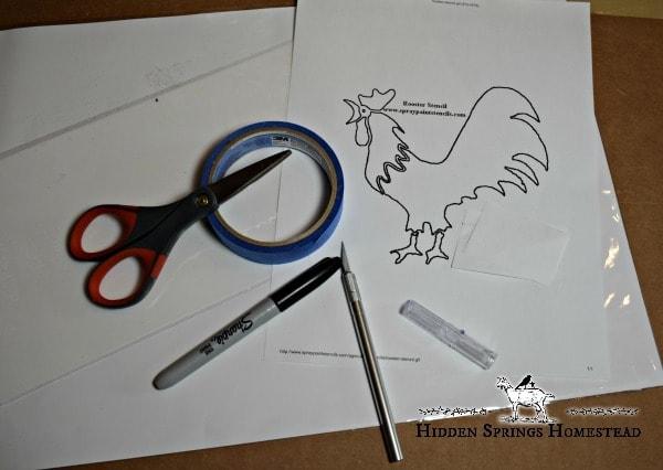 Stencil Supply Image