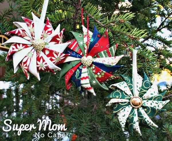 45 Easy Handmade Christmas Ornament Ideas Hidden Springs Homestead