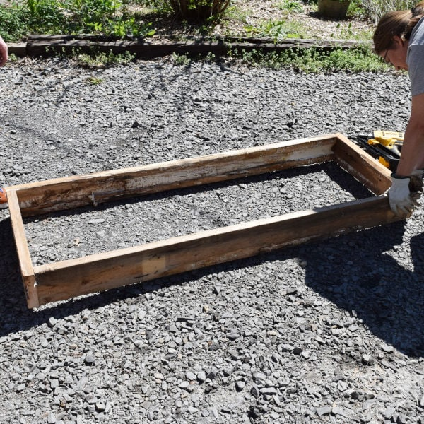 Build Raised Garden Beds - Cheap!